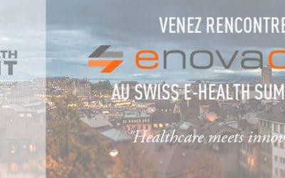 SWISS E-HEALTH SUMMIT : rendez-vous les 21 et 22 Septembre 2017 à Lausanne