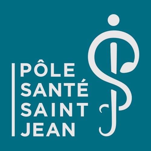 Pôle Santé Saint Jean - Logo 2