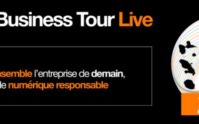 Orange Business Tour LIVE : Participer à notre événement digital santé !