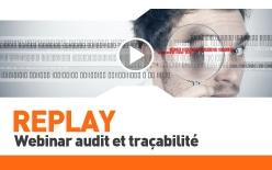 audit et tracabilite