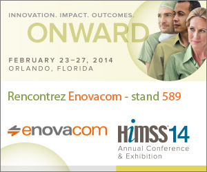 ENOVACOM at HIMSS14