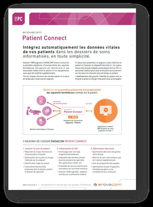 ENOVACOM-Patient-Connect