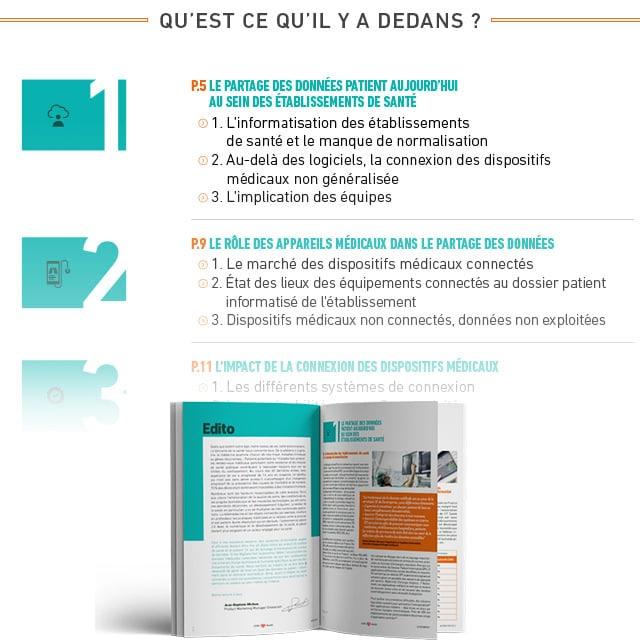 Livre blanc dispositifs biomédicaux enovacom
