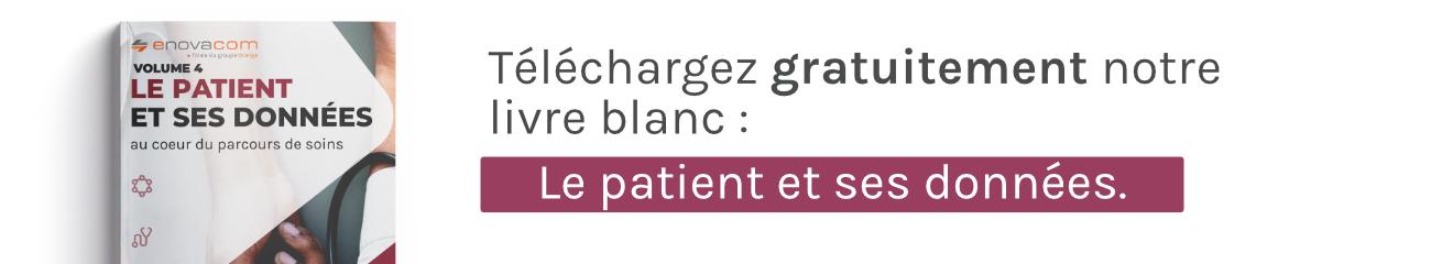 livre blanc patient et données