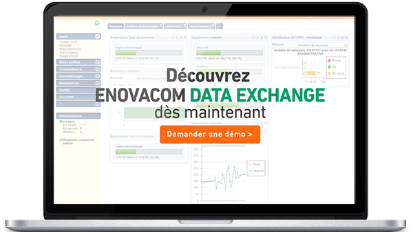 enovacom data exchange demander une demo