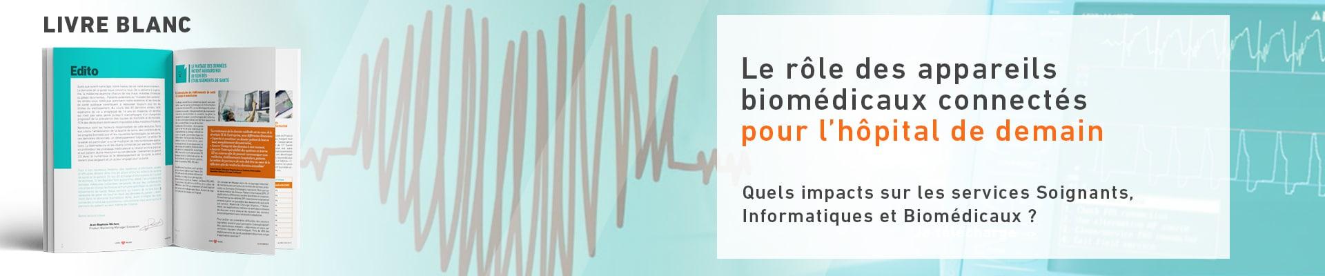 Le rôle des appareils biomédicaux connectés